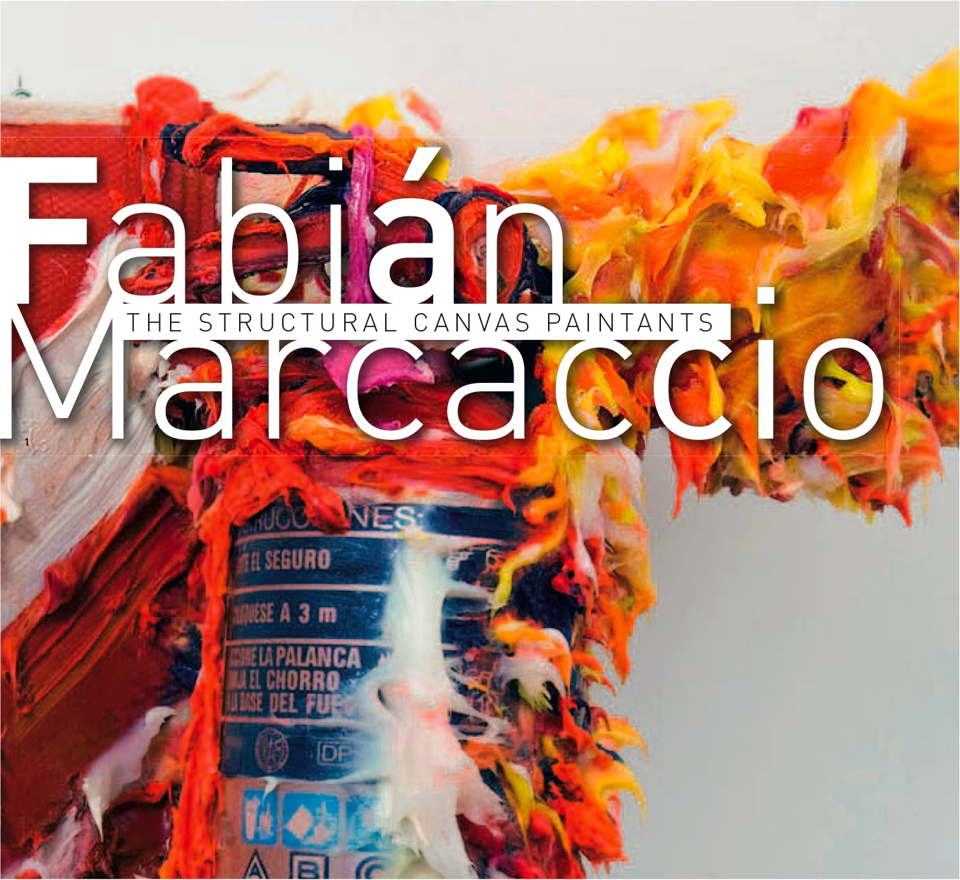 Fabian marcaccio the structural canvas paintings